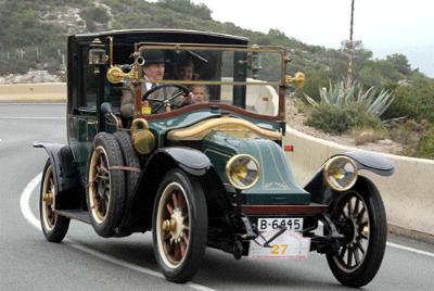 El Ral·li  de Cotxes d'Època de Sitges pren una nova dimensió i s'amplia al cap de setmana