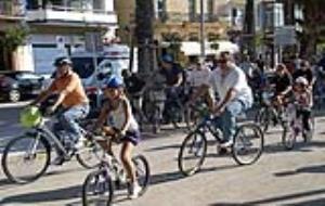 Pedalada de Sitges 2011