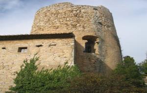 Castell de Sant Pere de Ribes
