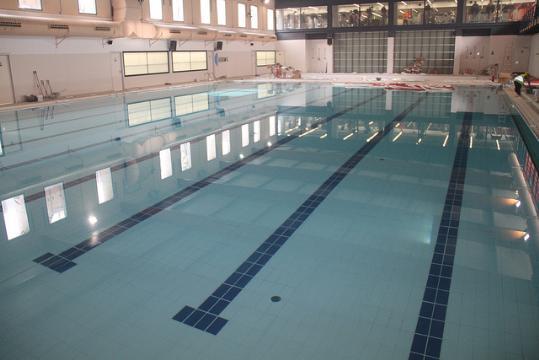 la piscina de vilanova obrir el 7 de gener
