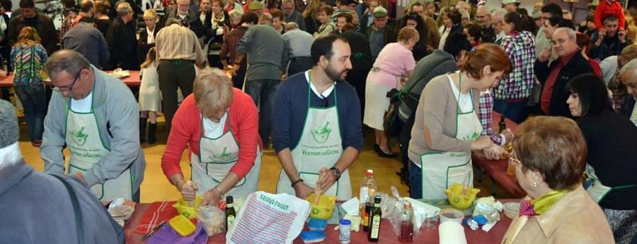 Festival del Xató a Vilanova i la Geltrú