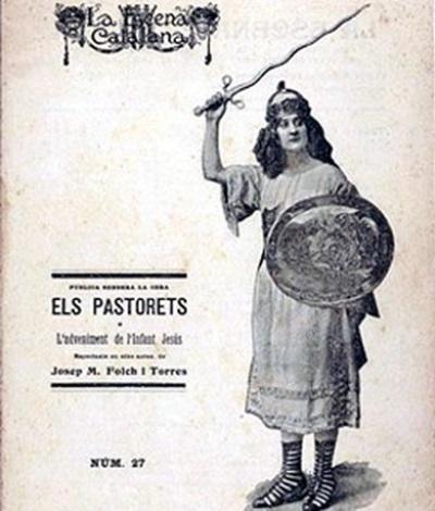 Resultado de imagen de JOSEP MARIA FOLCH I TORRES ELS PASTORETS