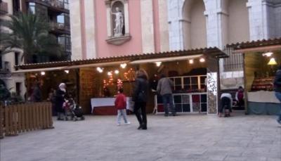 Natàlia Luppens. Augmenten les queixes dels artesans per l'organització del Mercat de Nadal a Vilanova