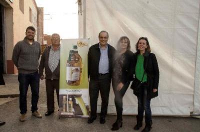 Ajuntament de Calafell. Calafell presenta la nova anyada de l'oli novell D.O. Siurana