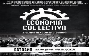 Cartell Economia Col·lectiva