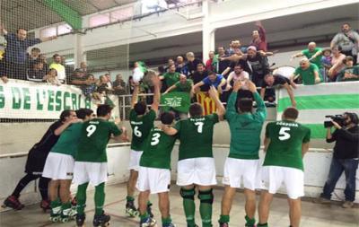 El Patí Vilanova clou la temporada amb derrota a Sant Cugat