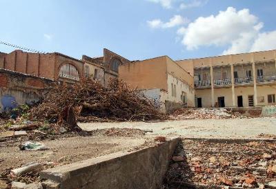 Ajt Sant Sadurní d'Anoia. Comencen les obres de rehabilitació de les antigues escoles de Sant Sadurní