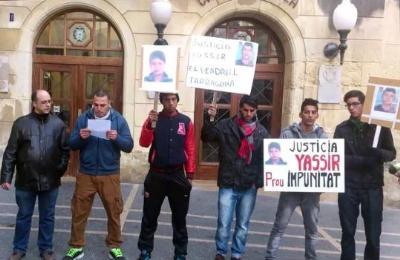 El jutge arxiva el cas Yassir, el jove que va morir a la comissaria del Vendrell