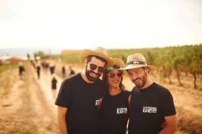 ©PacoAmate. David Verdaguer, Natalia Tena, Carlos Marques-Marcet