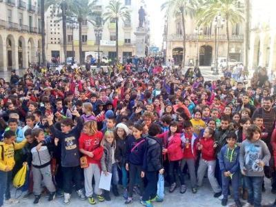 Ajuntament de Vilanova. Dia Universal dels Drets dels Infants a Vilanova