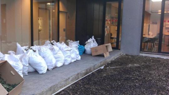 USPAC. El sindicat dels Mossos denuncia l'acumulació de marihuana a la comissaria de Vilafranca