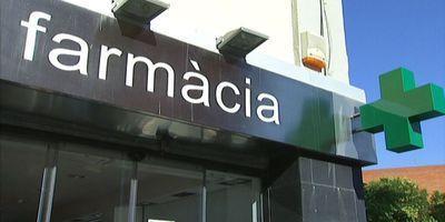 Presó per a un home que va atracar dues farmàcies de Vilanova amenaçant els treballadors amb un ganivet