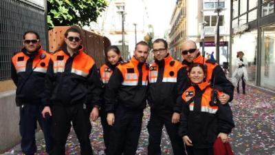 Protecció Civil VNG. Imatges de l'Agrupació de Protecció Civil de Vilanova i la Geltrú