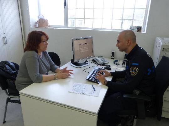 M s de atestats i den ncies de la policia de for Oficina atencio al ciutada