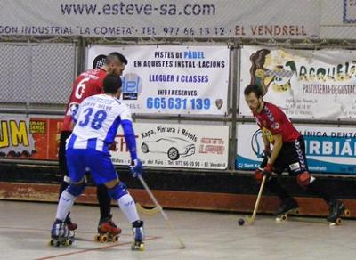 Eix. Moritz CE Vendrell - FC Porto