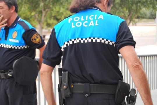 Resultat d'imatges de Policia local Cubelles