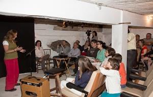 Presentació del Llibre 'Converses de rebotiga: pessics de vida'