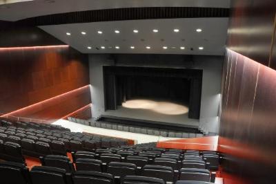 EIX. Teatre Municipal Àngel Guimerà del Vendrell