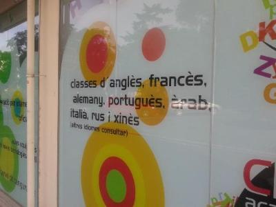 Roger Vives. Una de les acadèmies més noves de Vilafranca, situada al barri La Girada