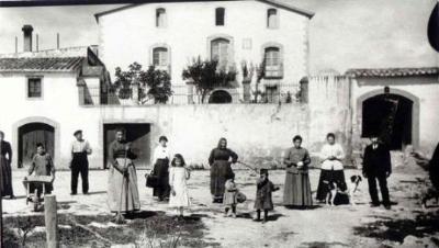 EIX. Vida quotidiana a l'Alt Penedès (1870-2000). Des del microcosmos de la Rovira Roja (Sant Martí Sarroca)
