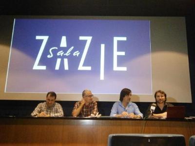 Cine Club Vilafranca. Vilafranca estrena la Sala Zazie per oferir més cinema de qualitat