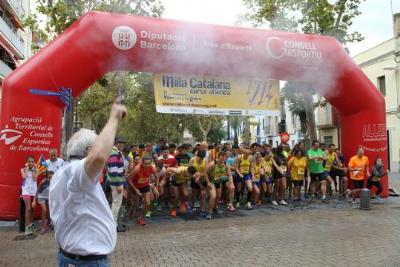 La quarta edició de la Milla Catalana enllesteix els darrers preparatius