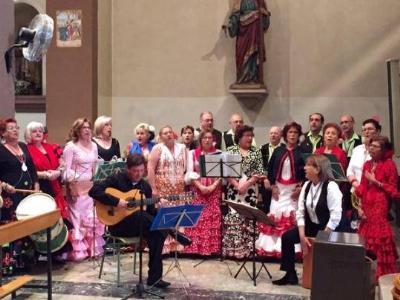 Ajuntament de Calafell. Calafell homenatja els andalusos en una exposició que retrata la seva arribada al municipi