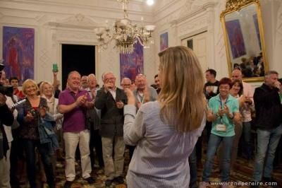Irene Peraire. CiU guanya les eleccions a Vilanova però es queda amb només sis regidors