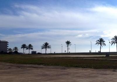 Ajuntament de Cunit. Cunit crear una zona de restauració i lúdica davant del mar