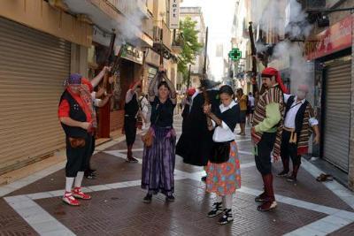 El ball d'en Serrallonga de Vilanova. EIX