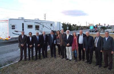 Ajuntament del Vendrell. Els alcaldes del Pacte de Berà exigeixen a Foment una reunió sobre la carretera N-340