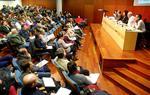 Els assistents a l'audiència de l'Eixample Nord rebutgen el projecte de planificació