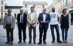 Els sis candidats a l'alcaldia de Vilafranca del Penedès