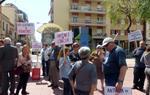 Els veïns de Mar intensifiquen les protestes contra instal.lació de l'antena al campanar