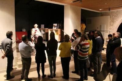 Estrena de 'Renéixer', l'espectacle teatral sobre el Cava. Ajt Sant Sadurní d'Anoia