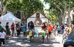 Festa de la Bicicleta 2015. 1r premi, dotat amb 400 euros, per a l'escola Pau Casals