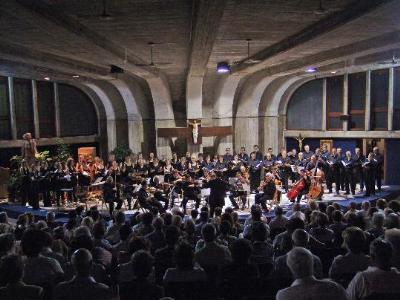 Festival de Música del Baix Penedès. Ajuntament de Calafell