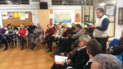 Guanyem. Guanyem Vilafranca incorpora ICV, Podem, Procés Constituent, el Partit Pirata i Avancem