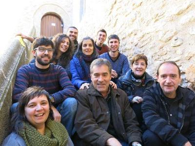CUP. La CUP de Vilanova presenta la seva candidatura, amb Domènech com a alcaldable