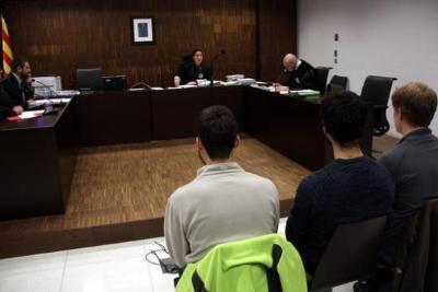 La fiscalia manté la petició de sis anys i mig de presó pels tres joves del Vendrell detinguts a la vaga general del 2012. ACN
