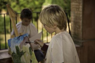 CC Garraf. La Masia d'en Cabanyes inicia les activitats de primavera amb un taller infantil per Setmana Santa