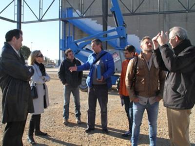 Ajuntament de Vilanova. La nova pista esportiva de Vilanova serà operativa a partir de l'abril