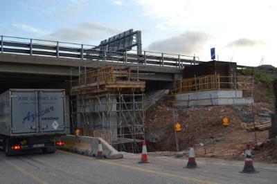 La Sortida Sitges Centre de la C-32 es dotarà de noves rotondes per crear un accés directe al polígon de Les Pruelles. Ajuntament de Sitges