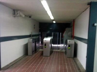 Els veïns de Mar podran tornar a passar per l'estació per arribar al centre de Vilanova