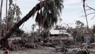 EIX. Les conseqüències de l'huracà