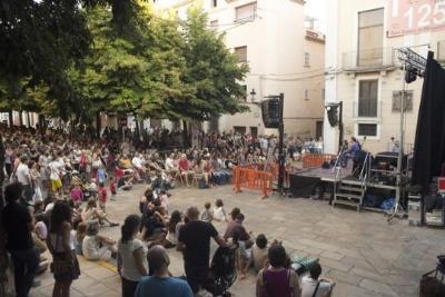 L'Estival tanca edició amb més de 3.000 assistents i molt bones sensacions. Ajuntament de Vilafranca