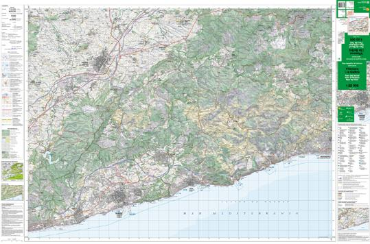 Mapa Topografic De Catalunya.L Institut Cartografic Finalitza La Publicacio Del Mapa