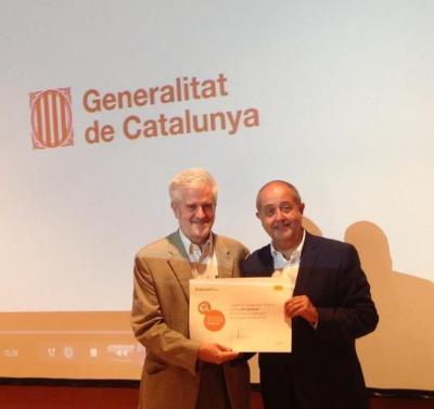 Martí Carnicer i Felip Puig. Ivet Carbajo