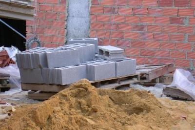 Material de construcció. EIX