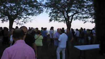 Més de 400 persones a La Cimera del Xarel.lo. EIX